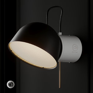 3D sconce seyvaa big brother
