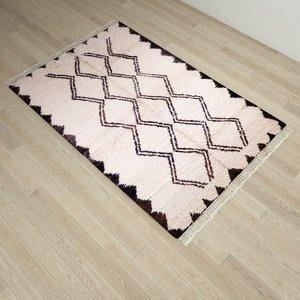 berber rug moroccan 3D model