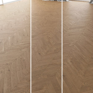parquet oak estate new 3D