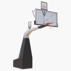 basketball basket ball model