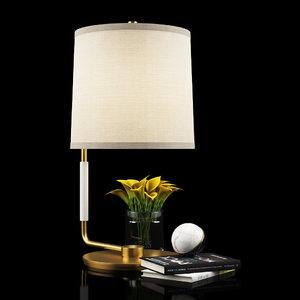 swing table lamp circa 3D model