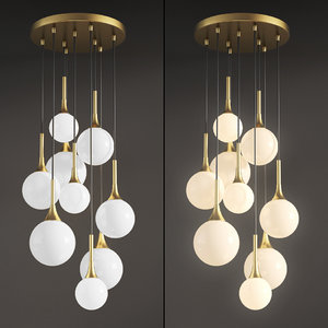 hanging lamp whitney chandelier model