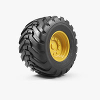 Nokian Forest Heavy Wheel