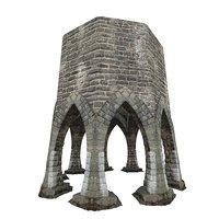 Gatehouse 01 Aqueduct Circle Pillar 03