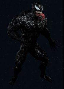 3D model character venom