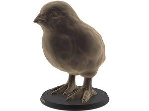 3D print chick
