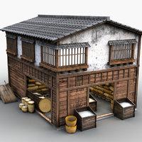 Japanese Style Rice Shop 0025