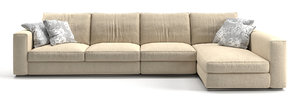 sofa hermes formerin 3D model