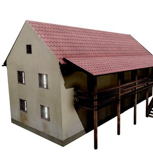 house building model