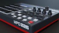 Akai Professional MPD226 3D model