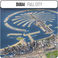 Dubai - city and surroundings