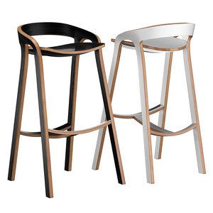 said stool 3D model
