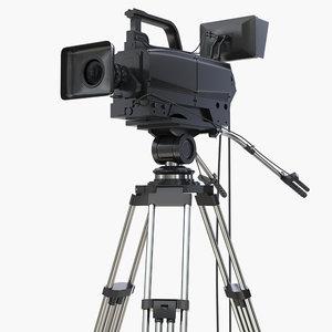 3D camera studio professional model