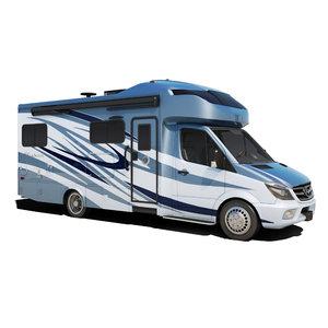 3D model recreational vehicle