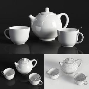 3D kettle cups
