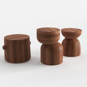 3D design reach hew tables