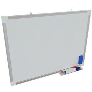 3D whiteboard model
