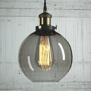 hanging lamp 8 loft model