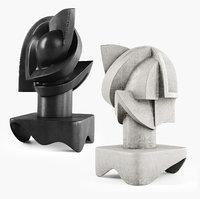 Sculpture Carmen Otero
