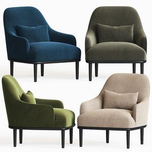 sullivan classic occasional armchair model
