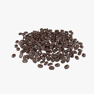 3D coffee bean v3