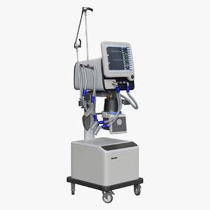 3D ventilator s1200
