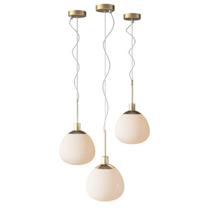 3D suspension light erich maytoni