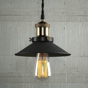 hanging lamp 12 loft 3D model