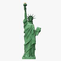 Statue Of Liberty 8K Textures