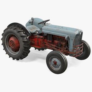 3D naa golden jubilee 1953 model