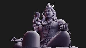 3D model lord gods