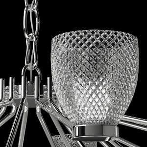 3D ralar chandelier mod068pl-18ch