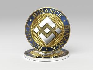 coin modelled model