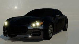 car maserati vehicle model