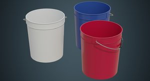 3D contains bucket 2a