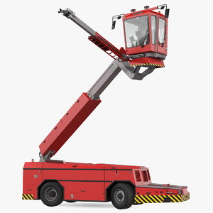 deicing vehicle working position model
