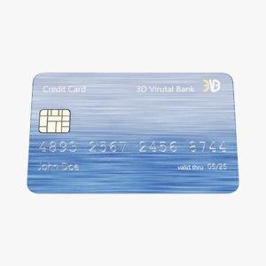 credit card 8 model