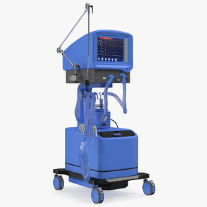 icu ventilator machine generic model