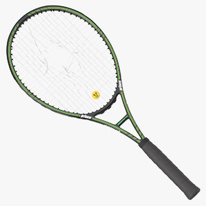 tennis racket hole model