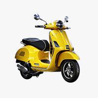 2020 Vespa GTS Super HPE