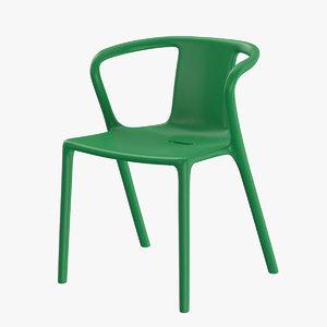 3D ready chair