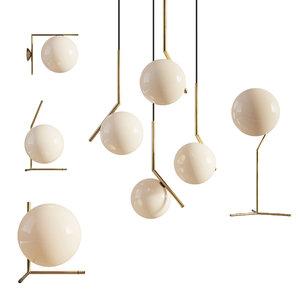 3D ic lights set 5