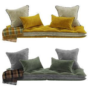 seat pillow set 10 model