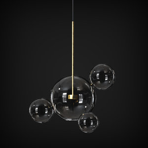 suspension light giopato coombes model