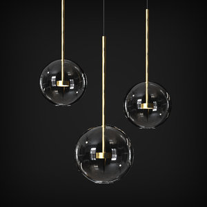 3D pendant giopato coombes soffio