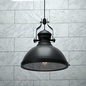 3D hanging lamp 18 loft