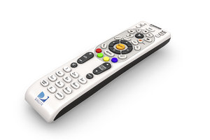 3D direct tv remote