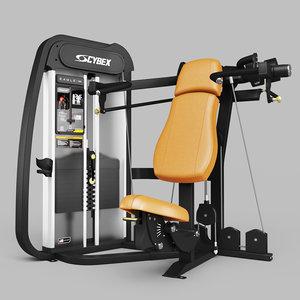 cybex equipment 3D model