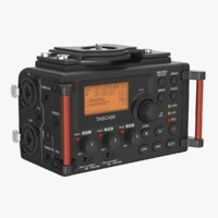 3D model Tascam DR-60MKII
