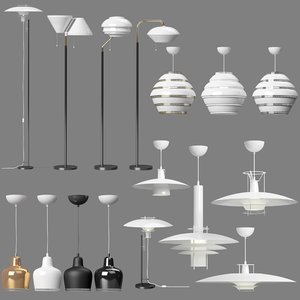 artek lighting 3D